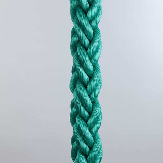 Impa High Quality 8 Strand Braided Polypropylene Danline Rope for Fishing and Mooring