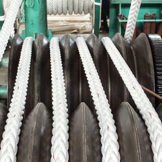 Factory Wholesale PP Multifilament Mooring Rope