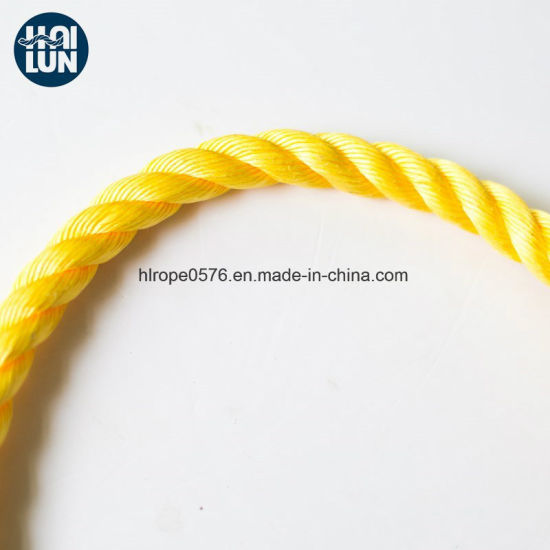 Super Strong 3 Strand PP Rope for Fishing