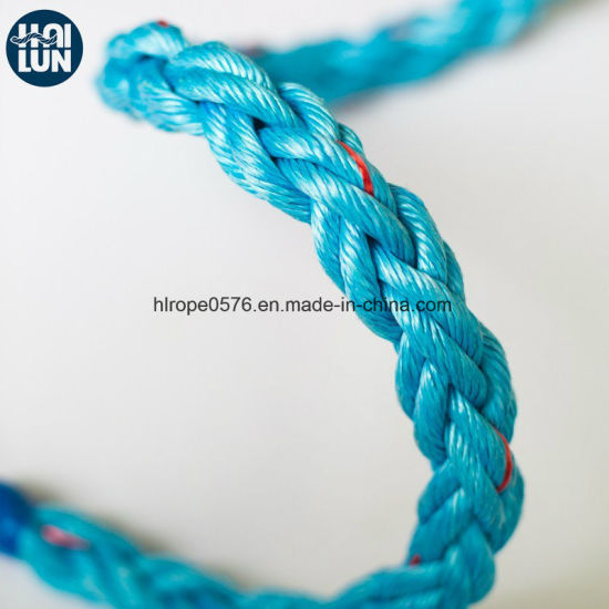 Customized PP Fishing and Mooring Rope