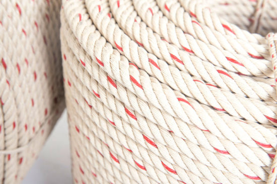 Multicolor PP Rope Chemical Rot Resistant