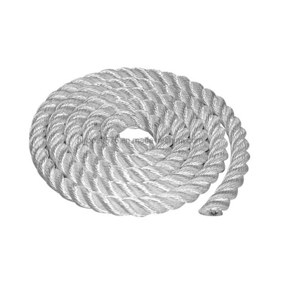 12mm White Polyester Rope (220m Coil)