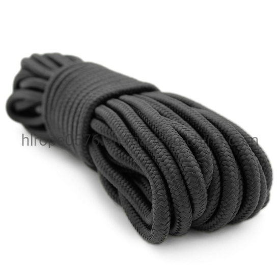 Nylon Double Braid Mooring Rope Hawser Rope for Port