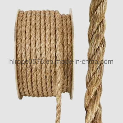 High Quality Natural Sisal Rope Packing Rope