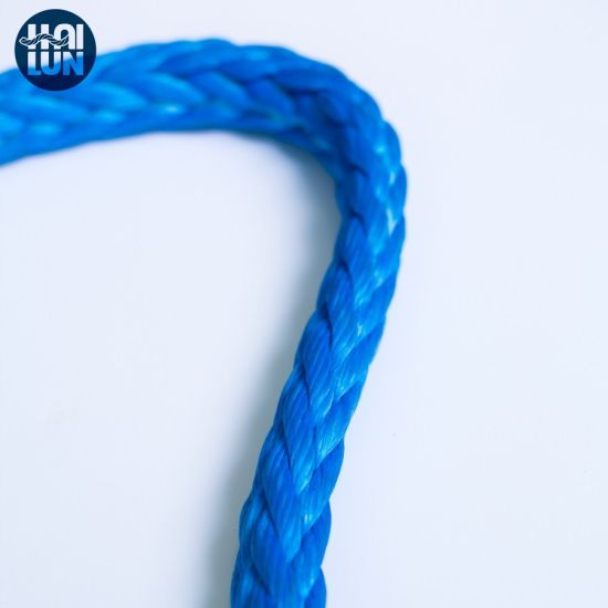Factory Supply Twist Mooring UHMWPE Marine Rope