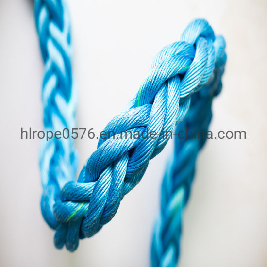 8 Strand PP Twisted Marine Rope