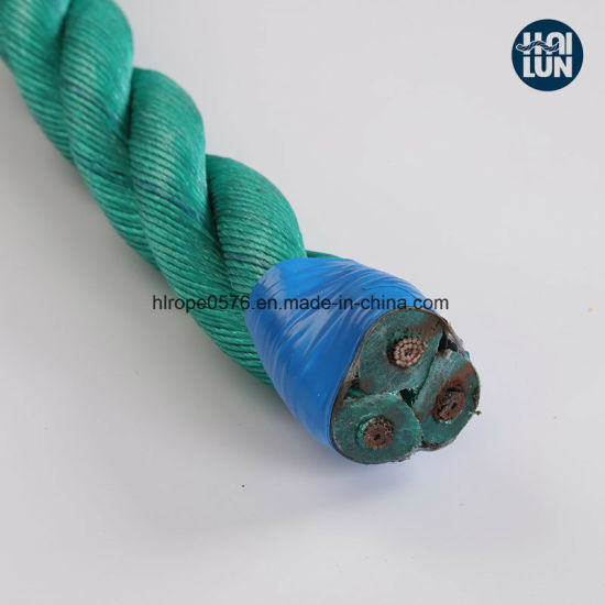 Powerful PP Rope Marine Mooring Hawser Rope