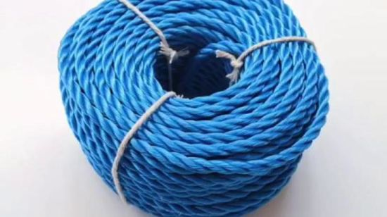 3 Strand Polypropylene Rope/PP Rope for Fishing and Marine