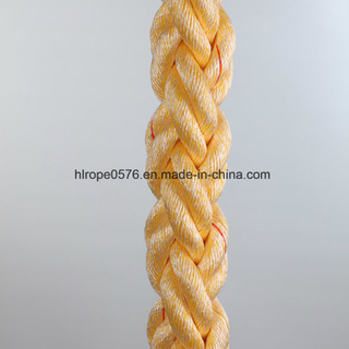Hot Sell Polypropylene and Polyester Mixed Rope for Mooring and Fishing