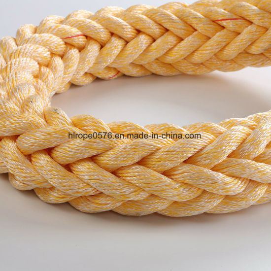 Double Braided Polypropylene and Polyester Mixed Rope