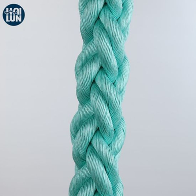 Impa High Quality 8 Strand Braided PP Danline Rope for Fishing and Marine