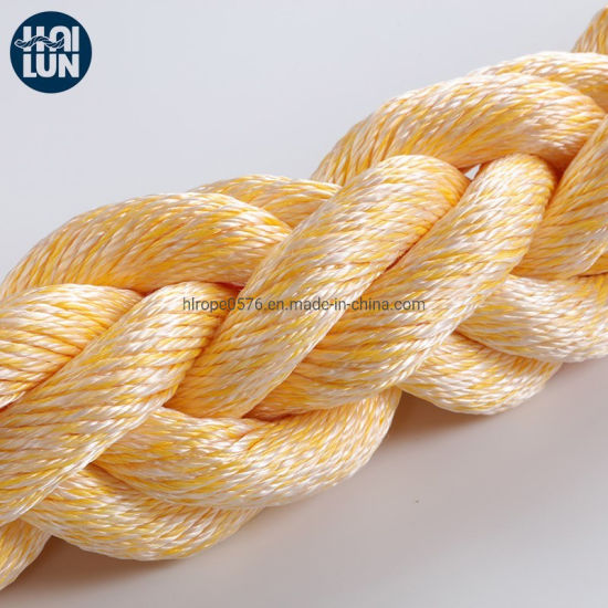 Factory Direct Supply PP & Polyester Mixed Rope