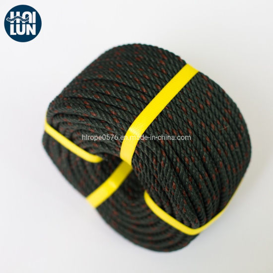 High Strength 3 Strand Hawser Polypropylene PP Mono Monofilament Rope