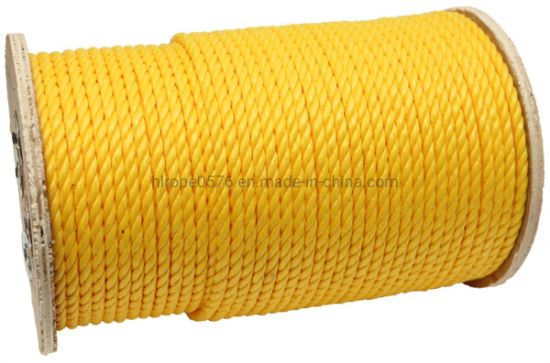 "Twisted 3 Strand Polypropylene - Reel - 5/16"" X 975'"