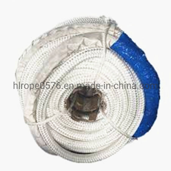 Polyester Double Braided Marine Rope with Eyes