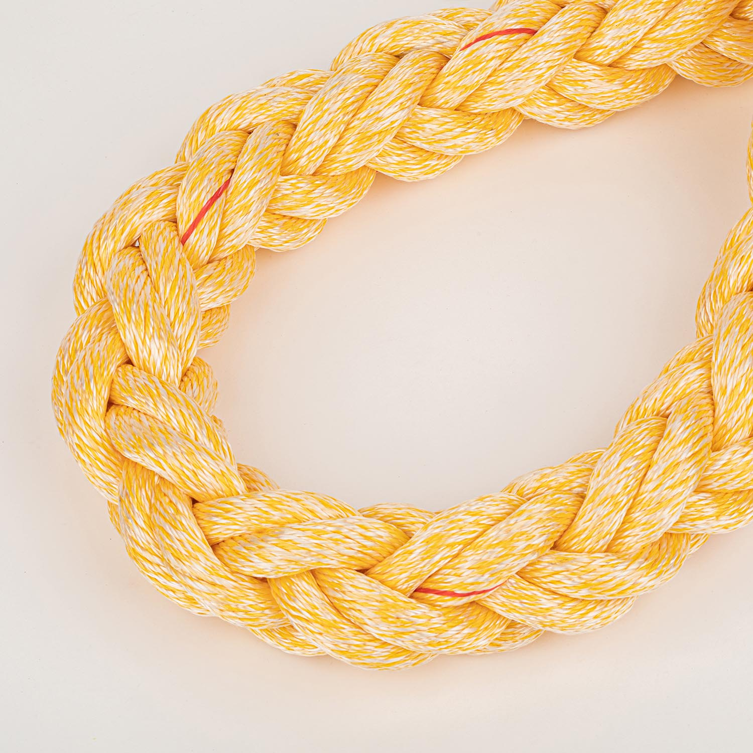 Mixed Double Strands of Polypropylene Polyester Rope