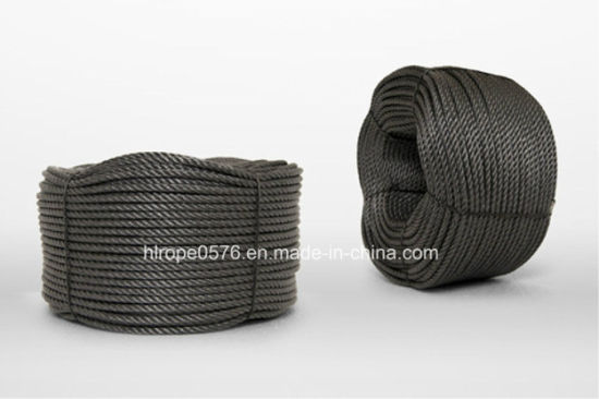 PP Rope Black Color 3/4