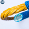 12 Strands Low Enlongation High Strength UHMWPE Synthetic Winch Rope with Protector