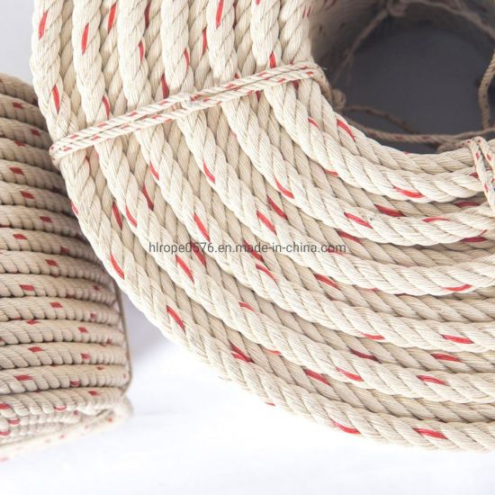 Factory 3 Strand PP Rope Marine Rope Mooring Rope and Fishing Rope