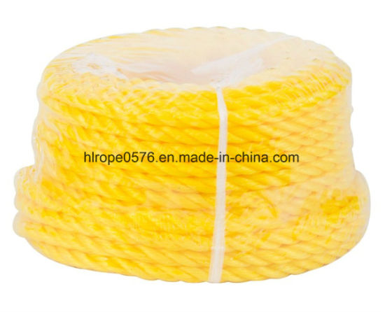 "1/4"" X 50′ Poly Rope for Sale Marcrame Cord Cotton Factory"