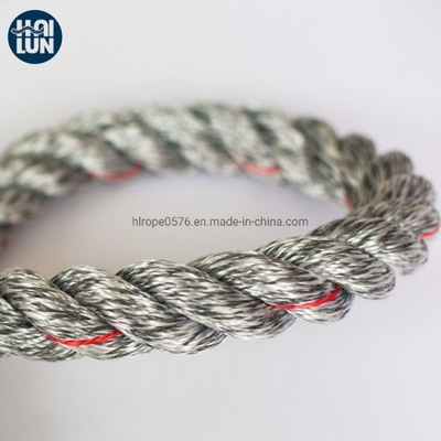 China Factory Polypropylene Polyester Mixed Fiber Rope