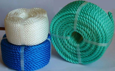 Smooth PP Multifilament Rope for Mooring Rope