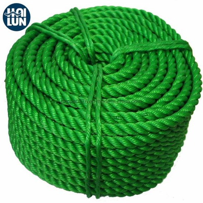 High Quality PE Rope Polyethylene Rope Twisted Rope Mooring Rope
