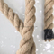 Solid Quality Industrial 3/4 Strand Natural Jute Rope