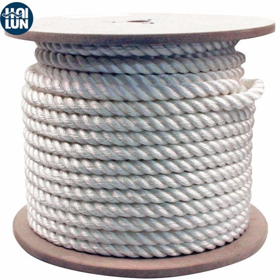Ship Nylon Synthetic Fiber Rope