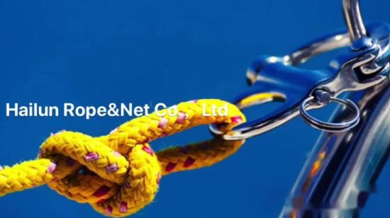 China Supplier 100% Nylon Rope Atlas Mooring Rope