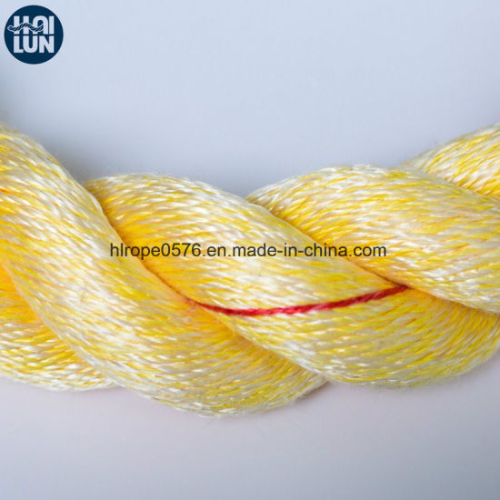 Hot Sell Polypropylene and Polyester Mixed Rope for Fishing