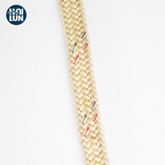 Good Strength Nylon Polypropylene Polyester Double Braided Boad Rope