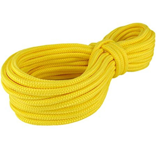 8/12-Strand Light Specific Gravity Polypropylene Rope for Mooring