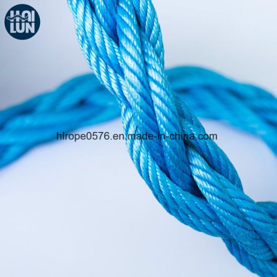 High Density 8 Strand Steel Combination Rope for Fishing and Mooring