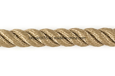 3 Strand Twisted PP /Polyamide/Nylon/Polyester/Polypropylene Rock Climbing and Static Rope