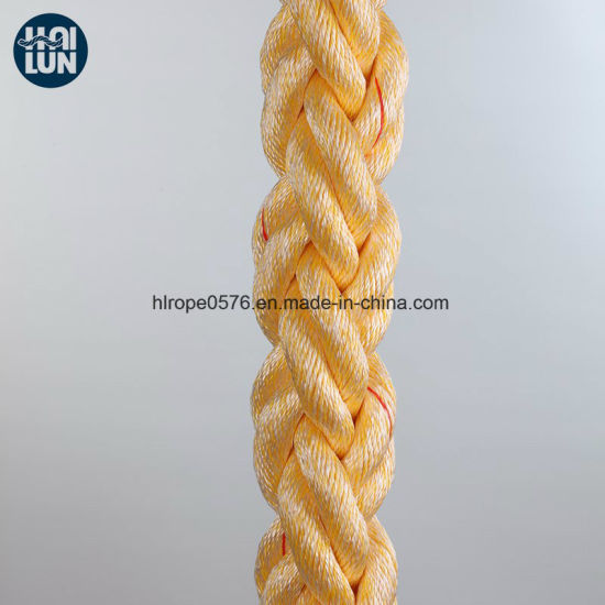 Impa Factory Direct Supply Polypropylene & Polyester Mixed Rope