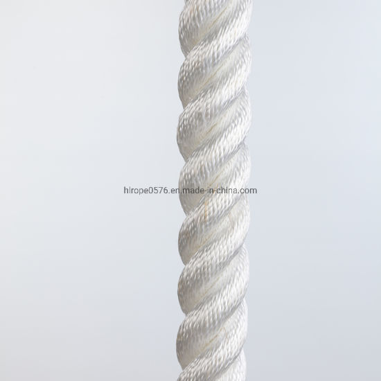 High Strength Polyester Rope Twist Rope Braided Rope Mooring Rope