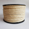 5/16 in Twisted Sisal Rope. 21 Yard Natural Sisal Rope 8mm Sisal Rope.