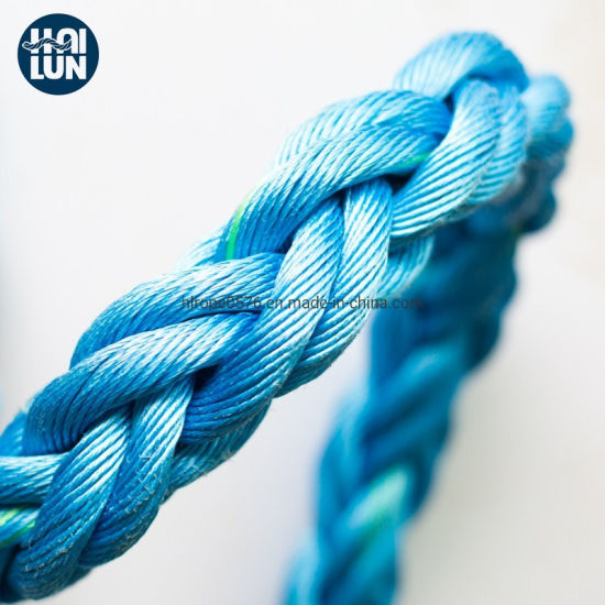 High Quality 8 Strand PP Rope/ Polypropylene Rope for Mooring and Fishing
