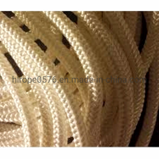 12 Strands Double Braid Polyester Mooring Rope