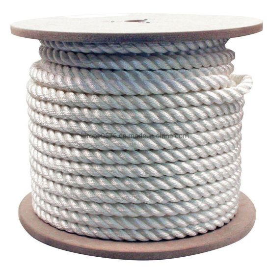 Polypropylene PP/PE Twist Danline Nylon Polyamide Used Ship Rope