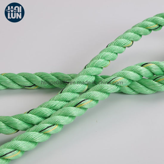 Super Strong Polypropylene Rope for Fishing and Mooring