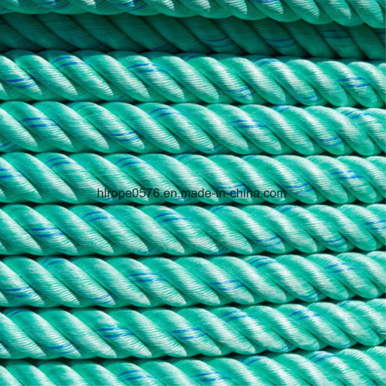 3 Strand Polypropylene Rope Marine Rope Fishing Rope