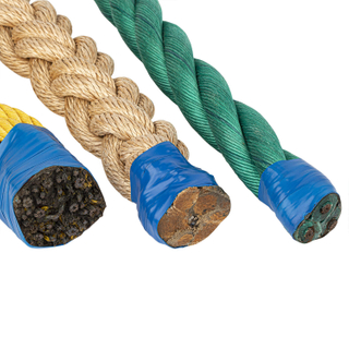 Stainless PP Combination Rope with Steel