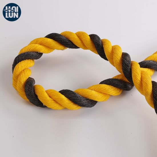 Factory Wholesale High Quality PP Rope for Mooring and Fishing